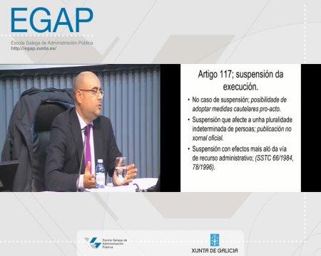 Os recursos administrativos na Lei 39/2015 - parte 2 - As Leis 39/2015 e 40/2015 do Procedemento Administrativo Común (LPAC) e do Réxime Xurídico do Sector Público (LRXSP)